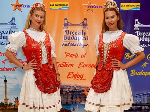 Jelmezes hostess bérlés Budapest